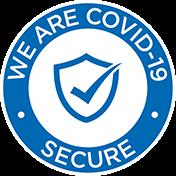 Covid-19 Secure Logo